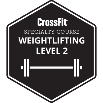 Certification WeightLifting Trainer