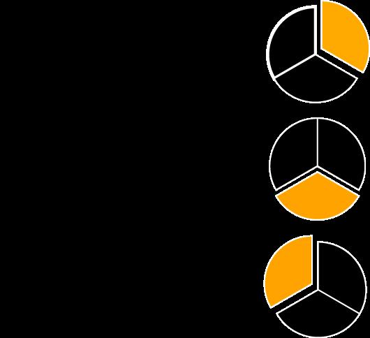 Répartition Halterophilie Gymnastique Cardio dans le CrossFit